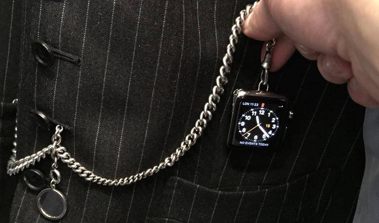 Apple Watch tendrá segunda generación