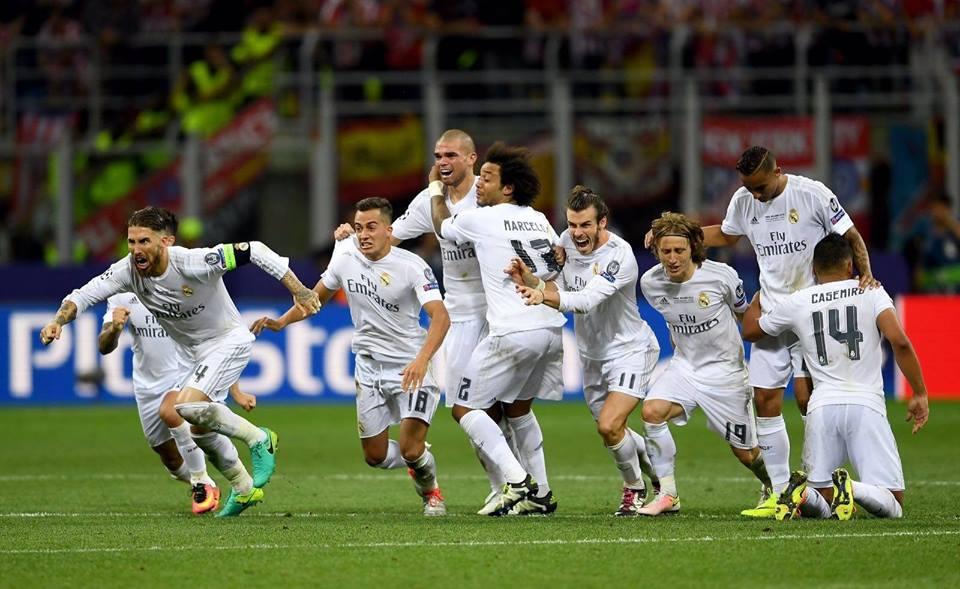 La Champions League colmada de una gran publicidad