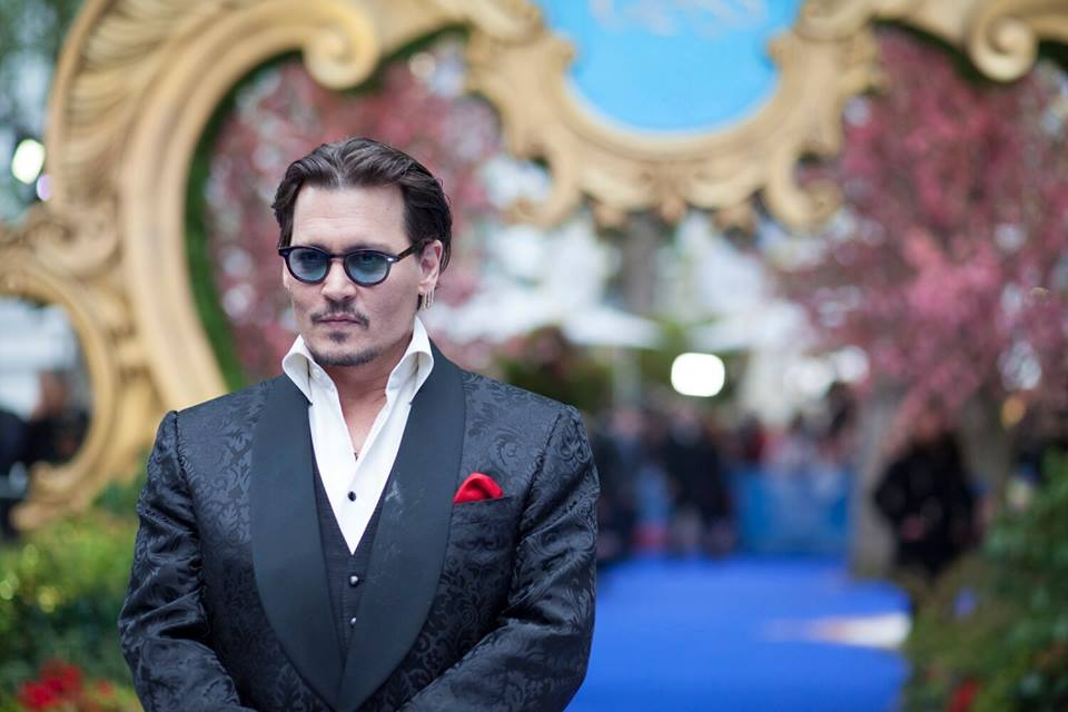 Johnny Depp se suma al livestreaming