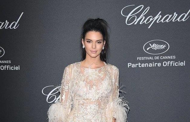 Kendall Jenner y Leonardo Di Caprio coinciden en Cannes