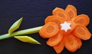 Zanahorias para eliminar las arrugas