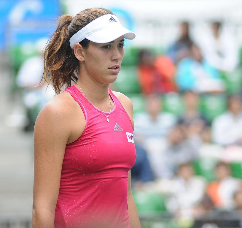 Garbiñe Muguruza está a un paso de Serena Williams