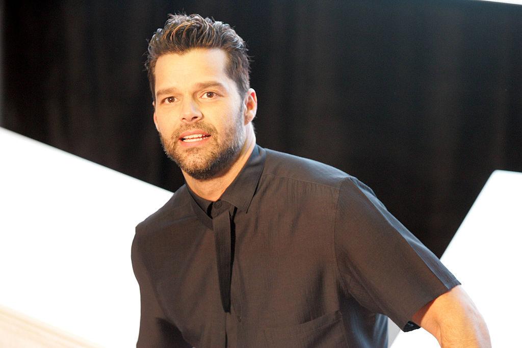 Ricky Martin se desborda en elogios hacia Edgar Ramírez