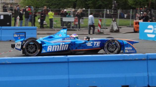 Italia marcó el inicio de Simona de Silvestro en el mundo de la velocidad.