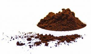 Receta a base de café