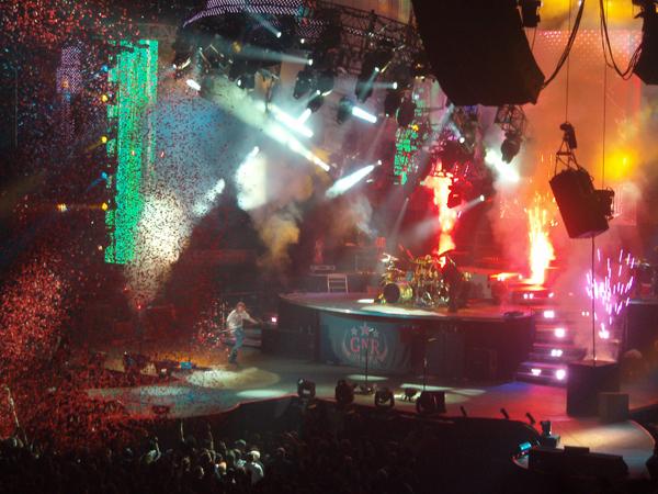 Guns N' Roses visitará Latinoamérica