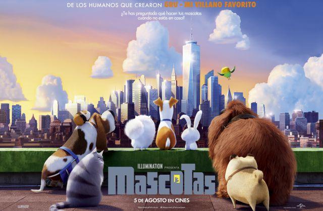 Mascotas, la película favorita del cine español