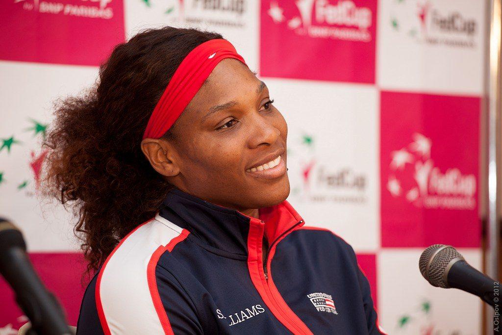 Serena Williams disfruta sus vacaciones