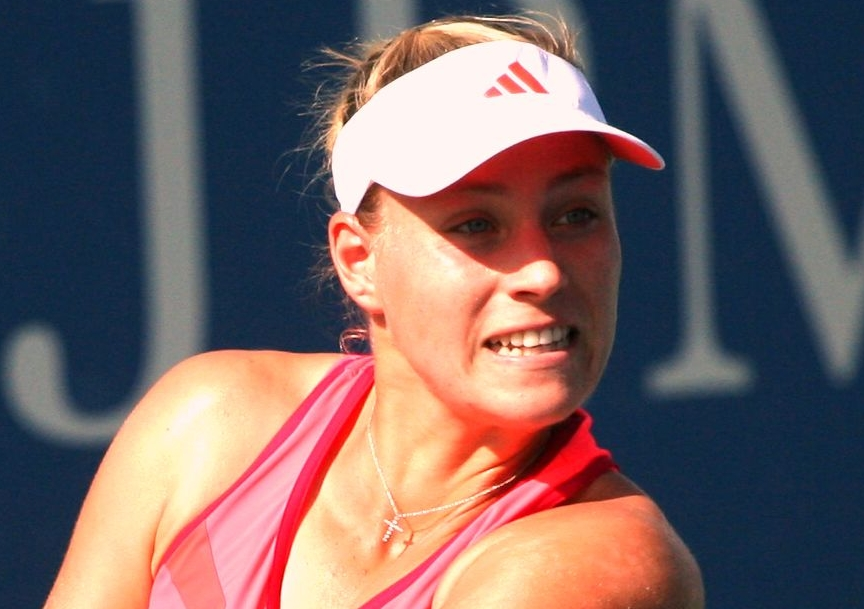 Angelique Kerber fue derrotada en el abierto de Pekín