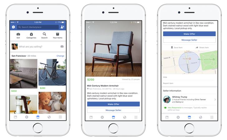 Facebook en vías de transformarse en un ecosistema