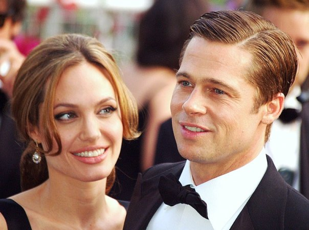Divorcio entre Angelina Jolie y Brad Pitt sería por violencia doméstica