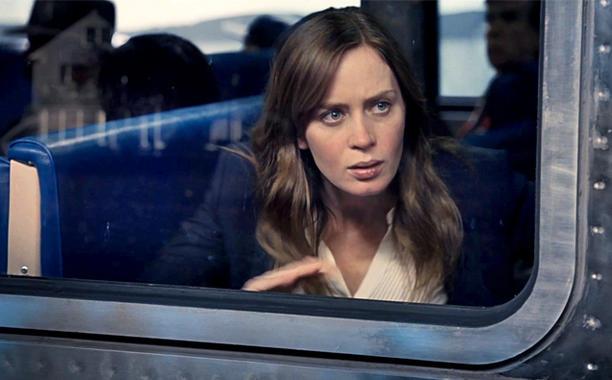 The Girl of The Train -salas de cine
