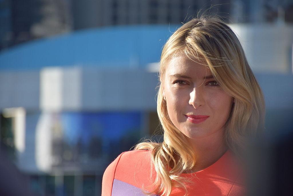 María Sharapova volverá a la acción en abril del 2017