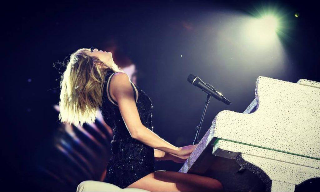 Taylor Swift vuelve a los escenarios