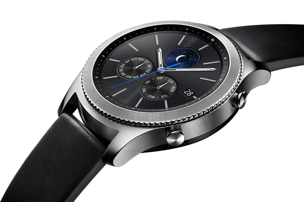Samsung esquiva la ola con su nuevo smartwatch