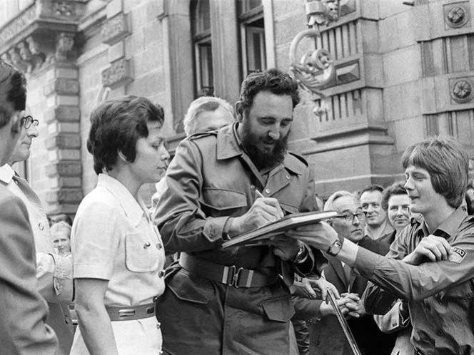 Conoce cuál es el video más reproducido de Fidel Castro