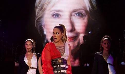 Jennifer López enciende el voto contra Trump