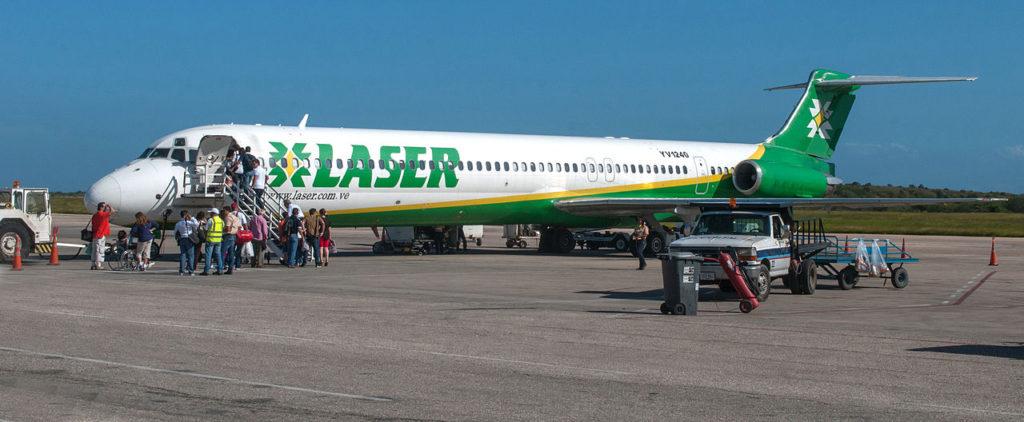 Laser estableció alianza con World Atlantic