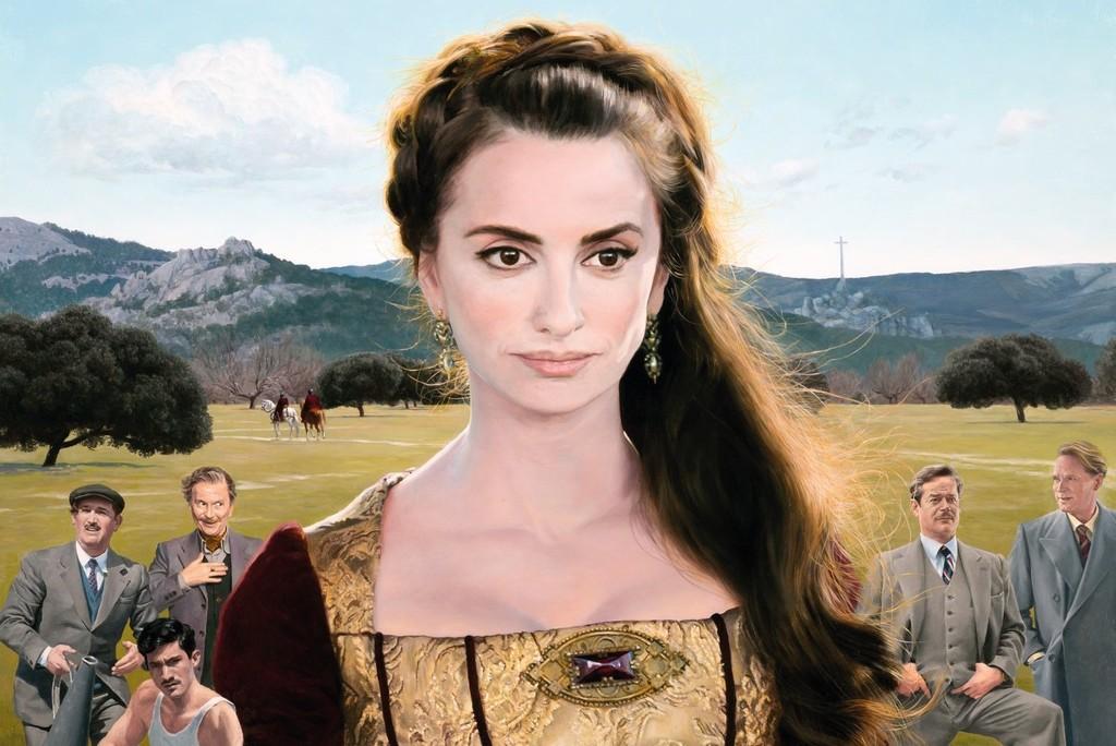 La Reina de España ya lista para llegar a la gran pantalla
