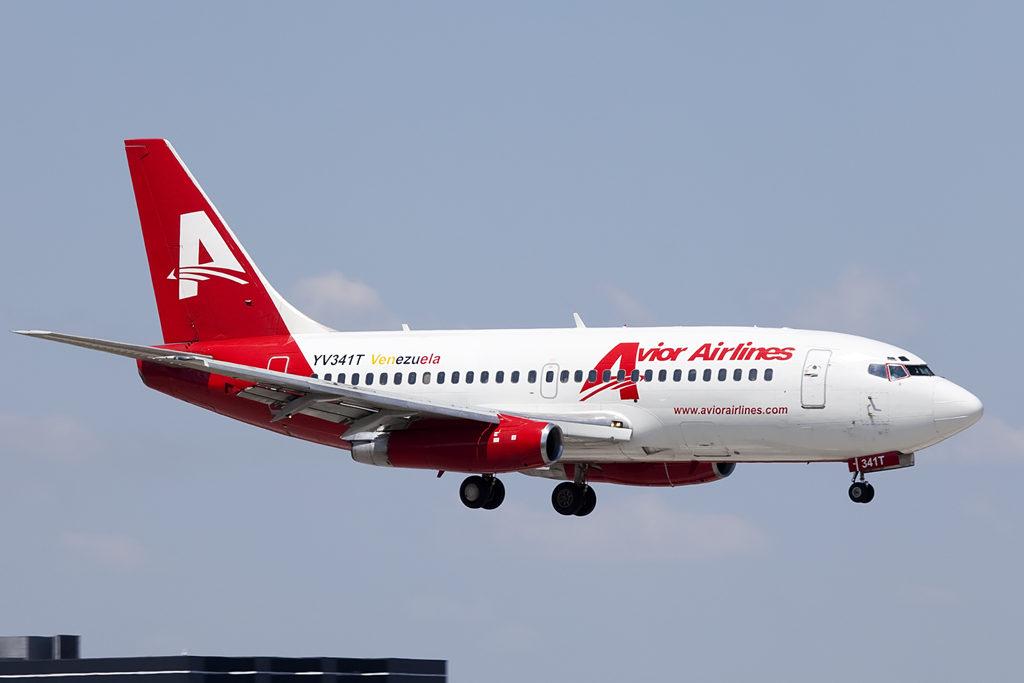 Avior Airlines se posicionó en los Premios ANDA