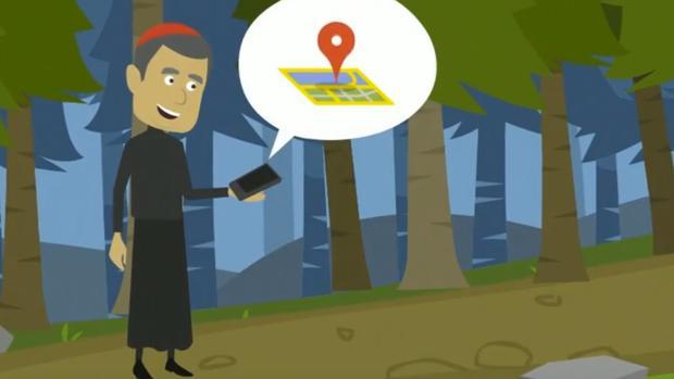 Confesor GO, el día que la iglesia pactó con la tecnología