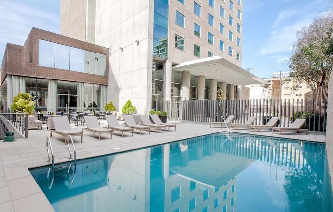 Hotel Atton Vitacura: ¡Calidad y servicio al máximo en Santiago de Chile!