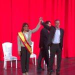 Vicepresidente El Aissami nombra gobernadora