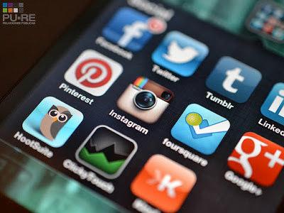 Países latinoamericanos donde más se usan las redes sociales