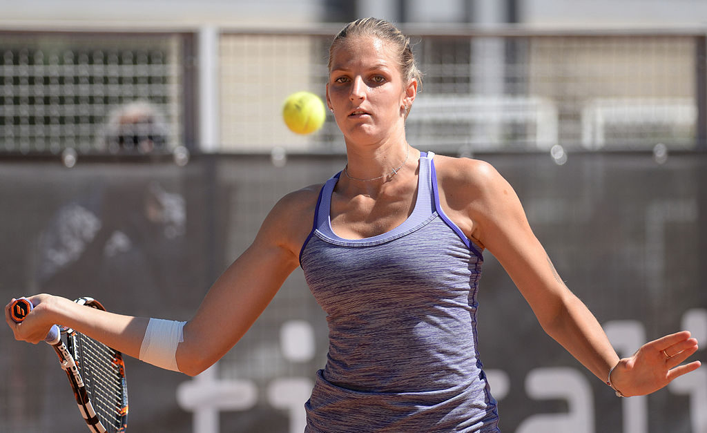 Karolina Pliskova ganó el torneo de Brisbane