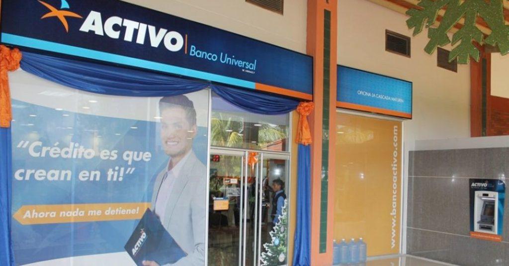 Banco Activo cierra el 2016 con numerosos éxitos