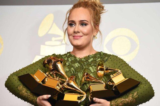 Error de Adele se vuelve viral