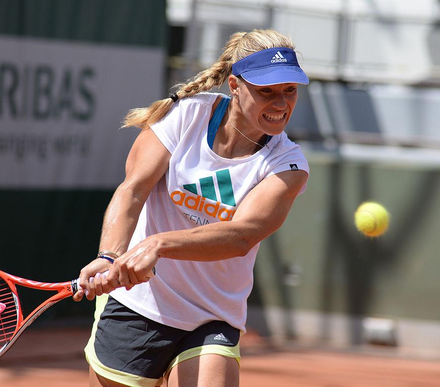 Angelique Kerber perdió el puesto número uno