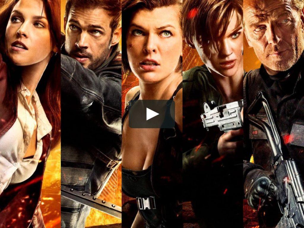 """""""Resident Evil: Capítulo Final"""" llega a la gran pantalla española"""