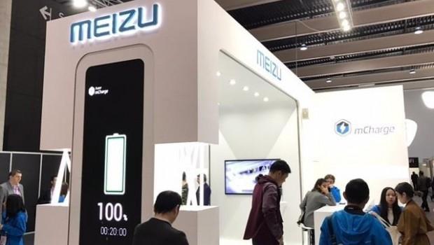 Meizu desarrolló tecnología para cargar baterías