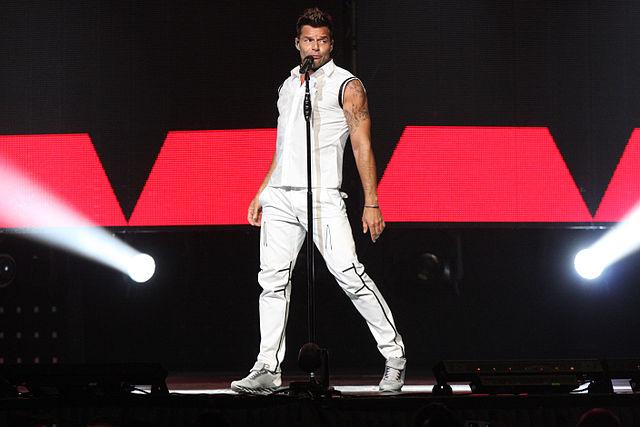 Boda de Ricky Martin se prolongará durante tres días