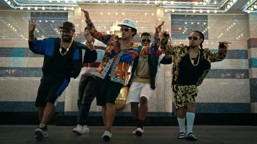 Bruno Mars estrenó nuevo video