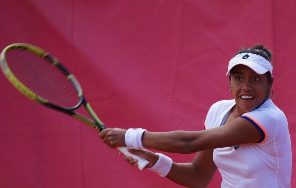Daniela Seguel es la mejor tenista de Chile