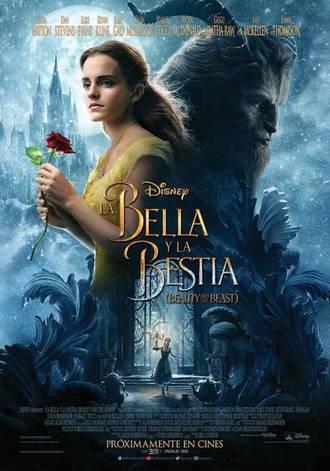 La Bella y la Bestia llegará a los cines de España