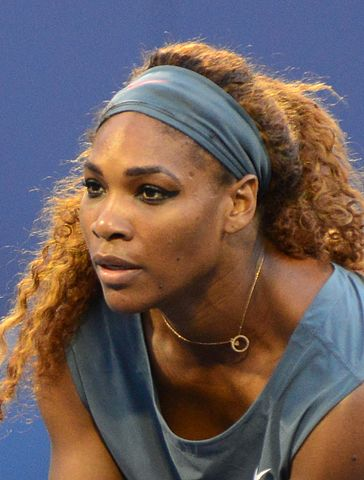 Serena Williams superó el récord de Steffi Graf