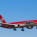 SBA Airlines deleita a sus pasajeros con nuevos platos