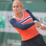 Mónica Puig se despidió del torneo de Charleston