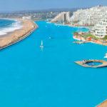 Juan Carlos Briquet nos habla del San Alfonso del Mar Resort y su piscina de récord