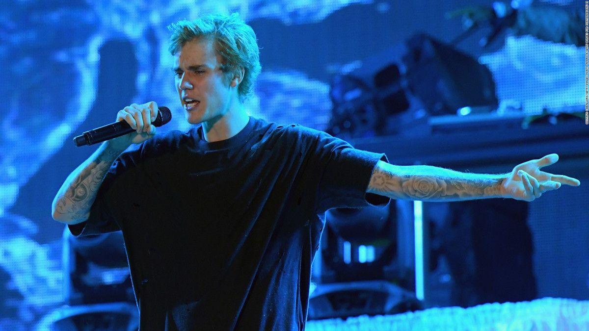 Cancion de Justin Bieber y Luis Fonsi hace record en Spotify