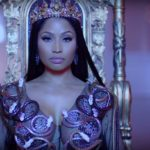 Nicki Minaj sorprende en los Billboard