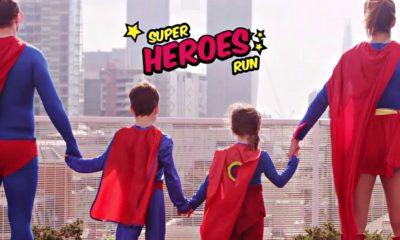Mauro Libi - SuperHeroes Run