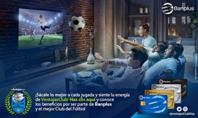 Diego Ricol - Banplus Ventajas Club Fútbol Club