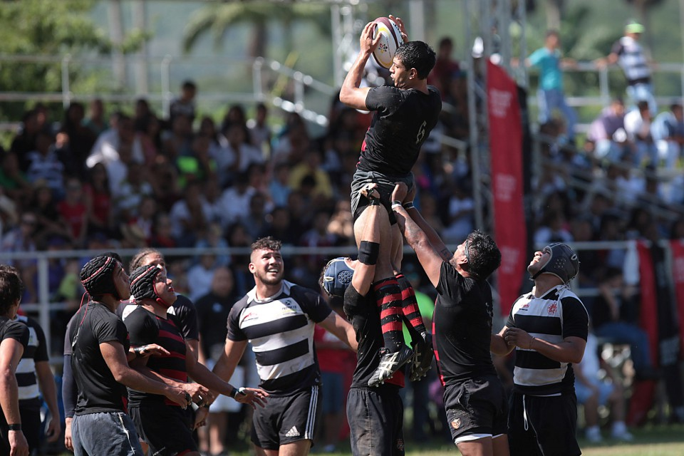 Final Rugby Proyecto Alcatraz vs Merida Rugby Club