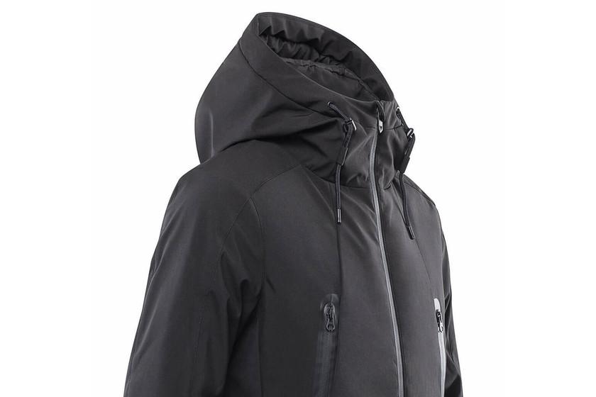 Crean chaqueta con calefacción incluida