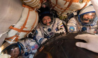 Astronautas del Soyuz regresarán al espacio en 2019