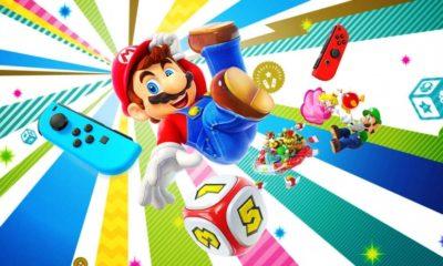 Fanáticos de Nintendo reviven el pasado con Super Mario Party
